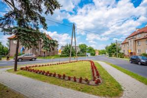 Cycling routes around Kożuchów