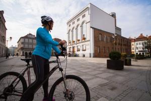 Radwandern in Kożuchów und Umgebung