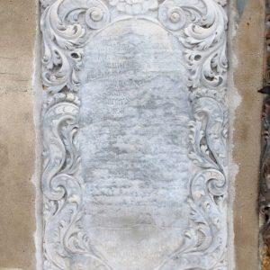 Epitaphplatte