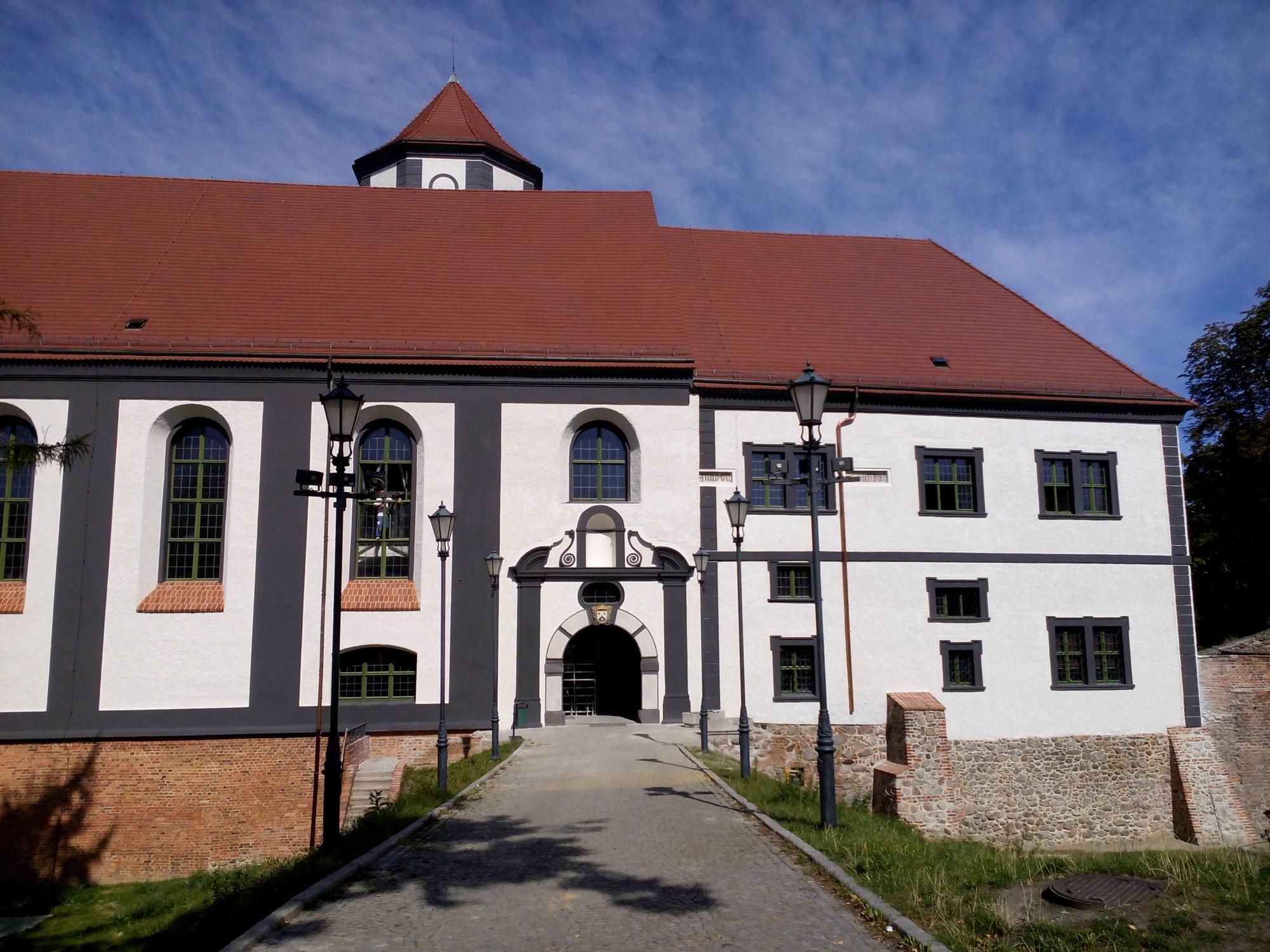 Kożuchów castle