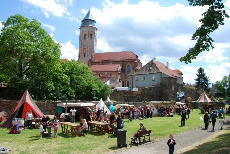 Mittelaltermarkt am Stadtmauer