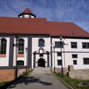 Kożuchów castle, fortification